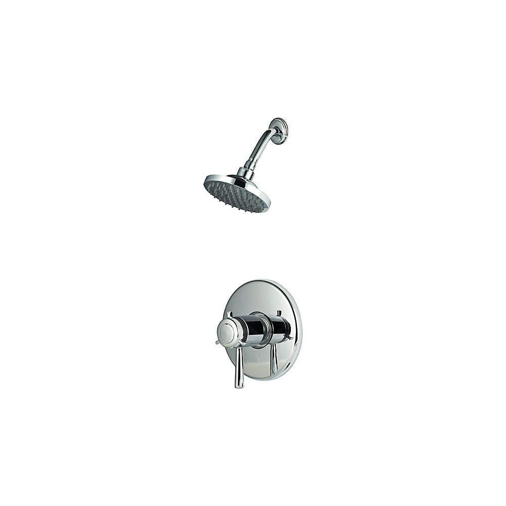 Pfister Thermostatic Shower Systems 1 Handle Shower Faucet Trim