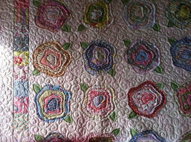 Image Result For French Roses Quilt Pattern Free Quilts