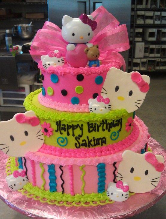 Alyssa wants hello kitty or princess for her birthday. I ...