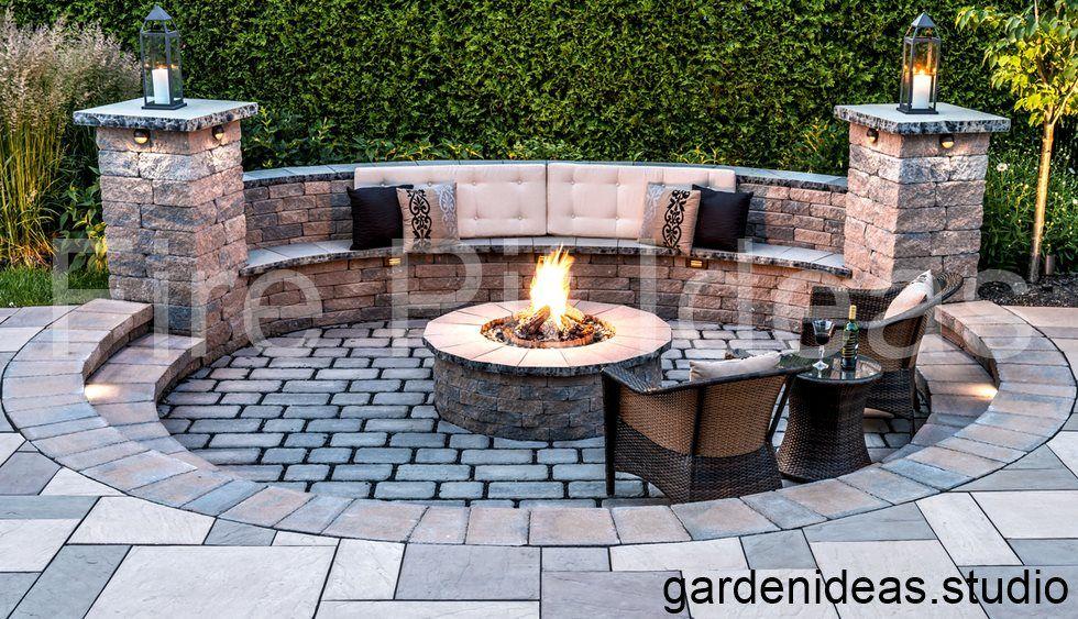 Photo of 15+ Best Backyard Fire Pit Ideas – Stylish Outdoor Fire Pit