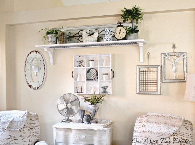 Share It One More Time Link Party 17 The Everyday Home Farmhouse Wall Decor Diy Farmhouse Wall Decor Large Wall Decor