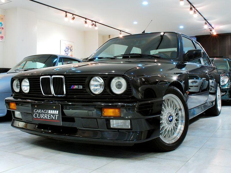 BMW M series M3(E30) 5speed manual transmission dealer car | Classic ...