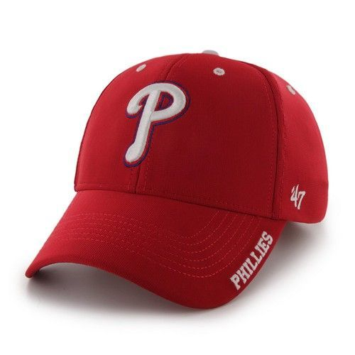 d38d9f3fbab Philadelphia Phillies  47 Brand Condenser Adjustable Hat