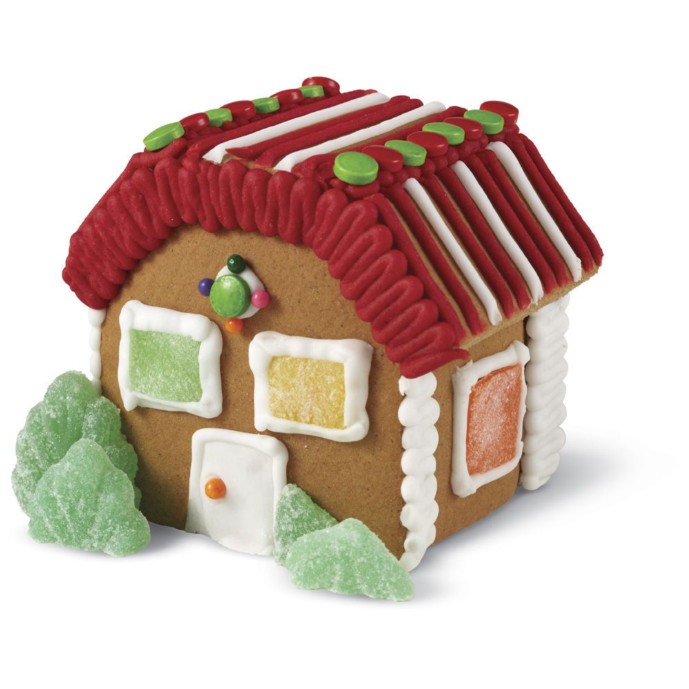 What's more fun than decorating a gingerbread house