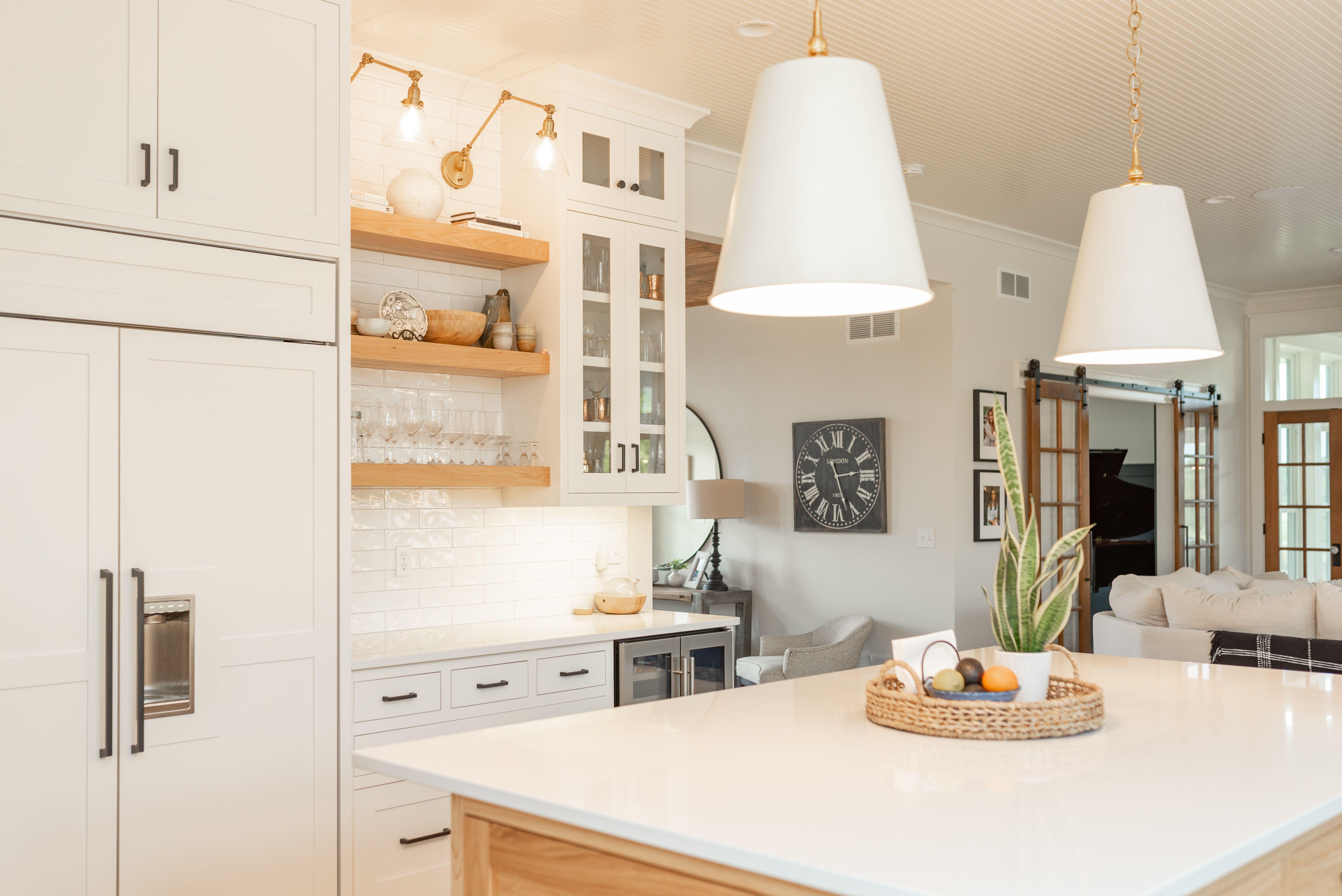 Kitchen By Miller Marriott In 2020 Home Builders Kitchen Modern Farmhouse
