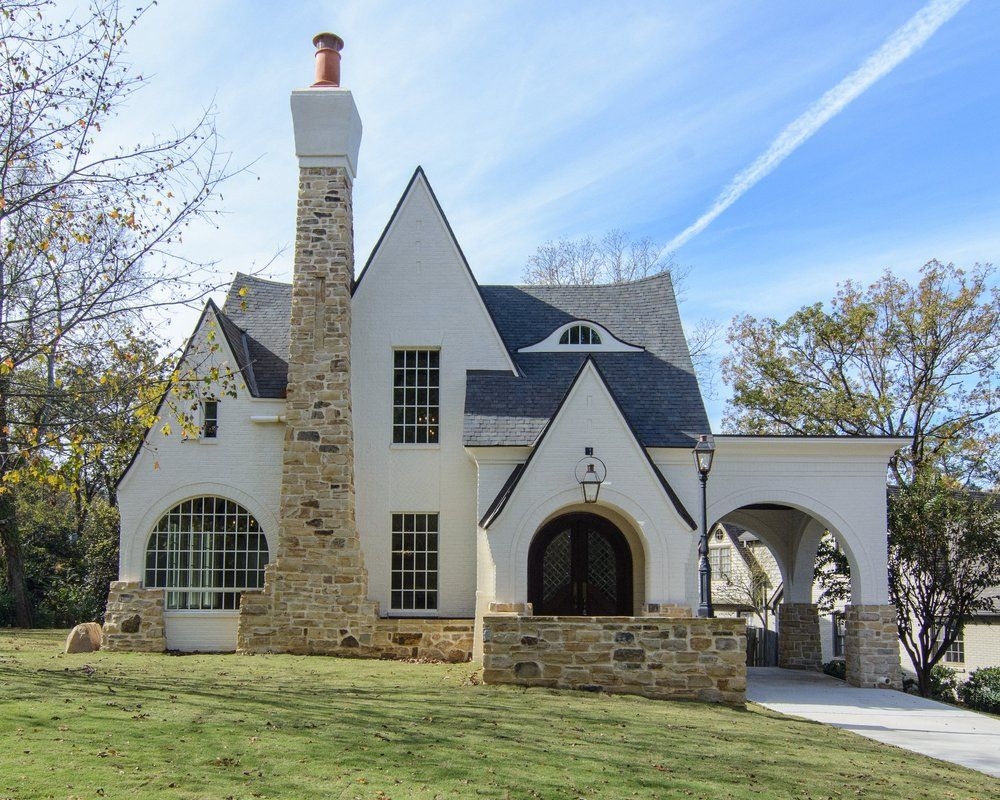 Old World House Exterior Stucco Homes