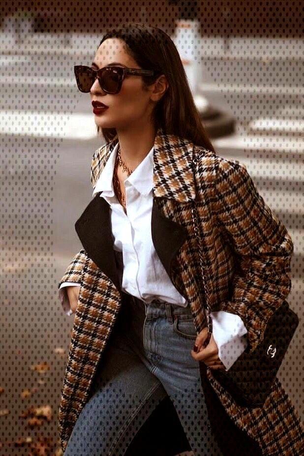 Models Off Duty i migliori look sfoggiati dalle modelle a novembre -