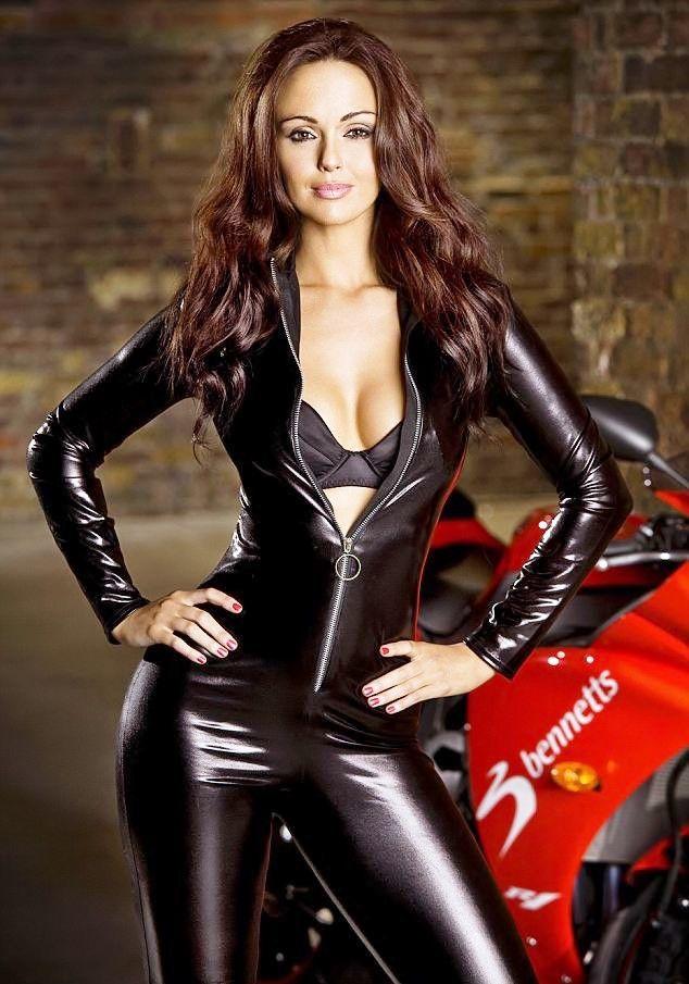 7955038affa Hollyoaks Leather Overalls