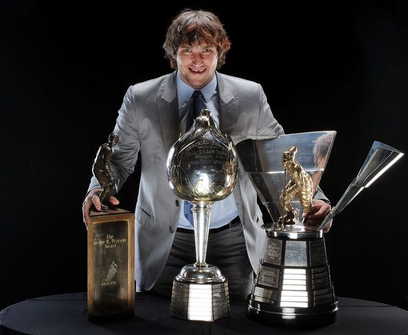 Alexander Ovechkin in NHL Awards Nominee Portraits  8e992c2240f9