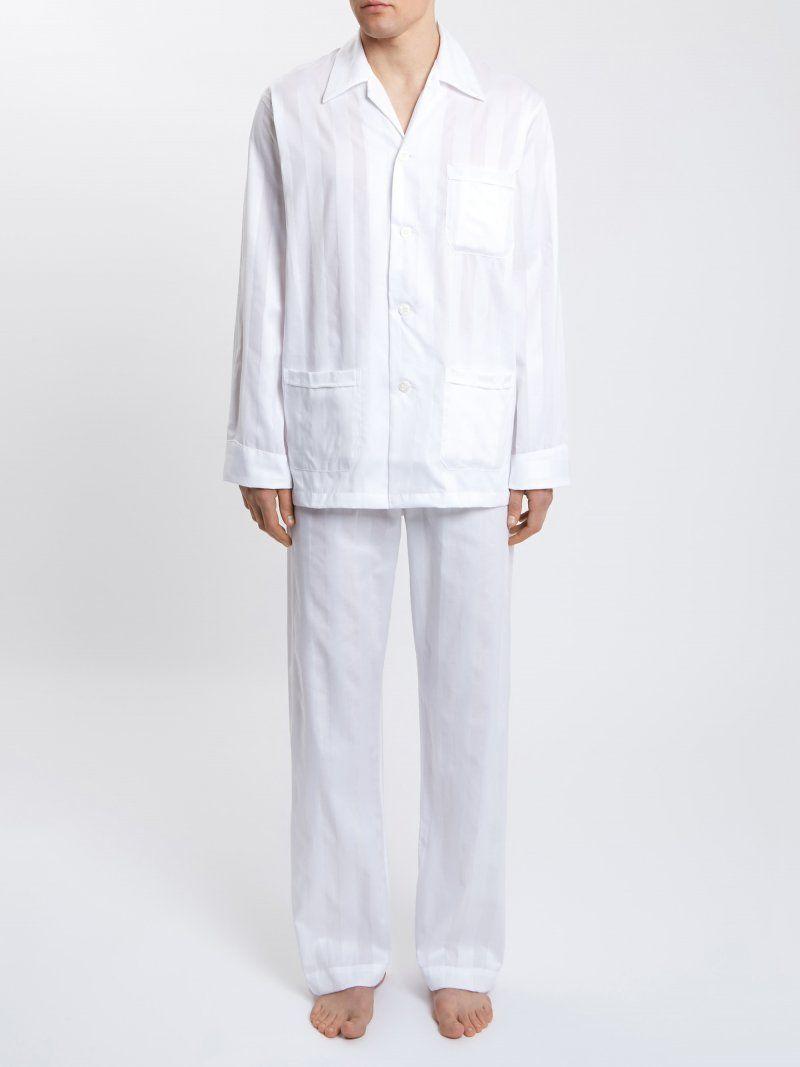 5ba0f96900 Men's Pyjamas | Luxury Pyjamas | Men's sleepwear