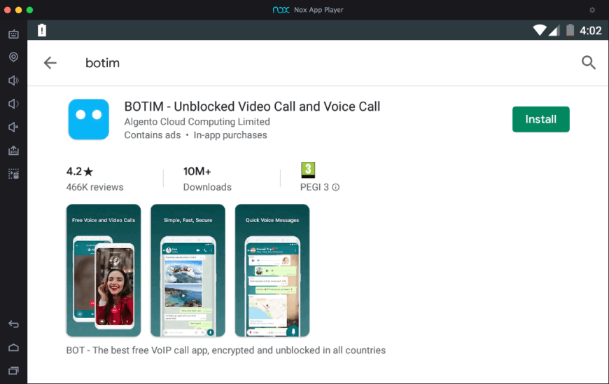 Botim App Download for PC Video Calls and Chats