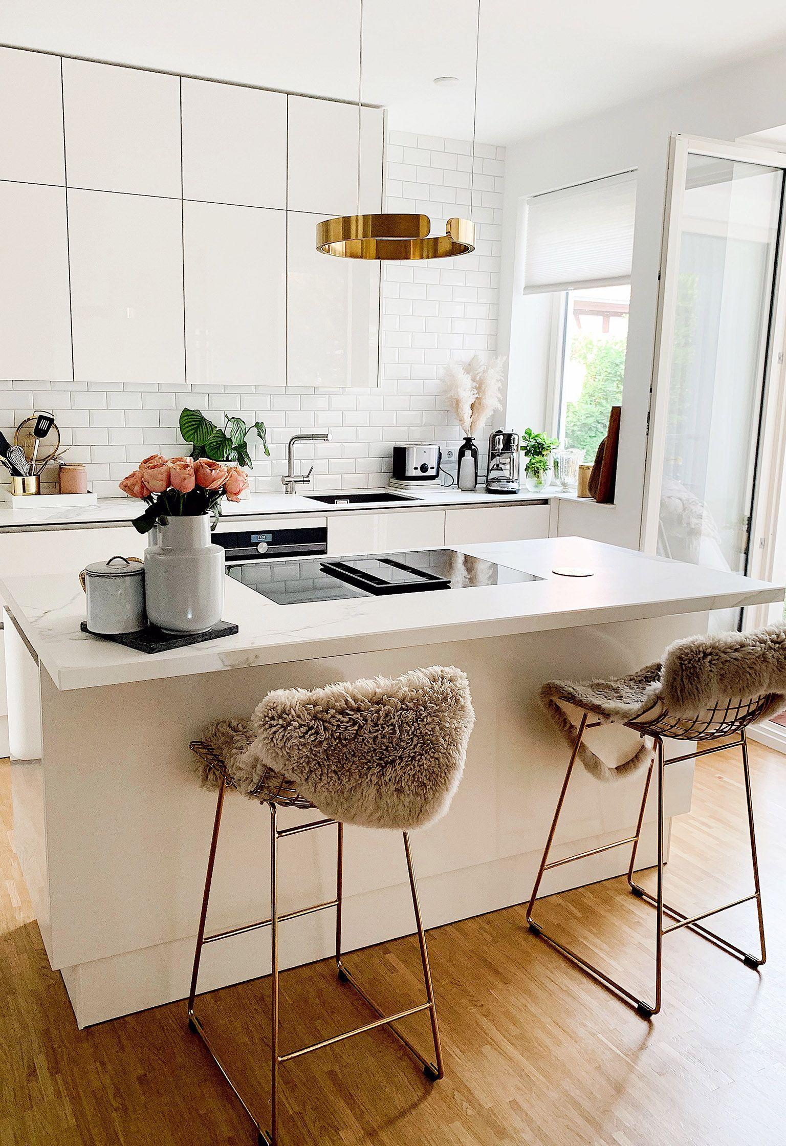 Die erste eigene Küche designen und einrichten #kücheideeneinrichtung