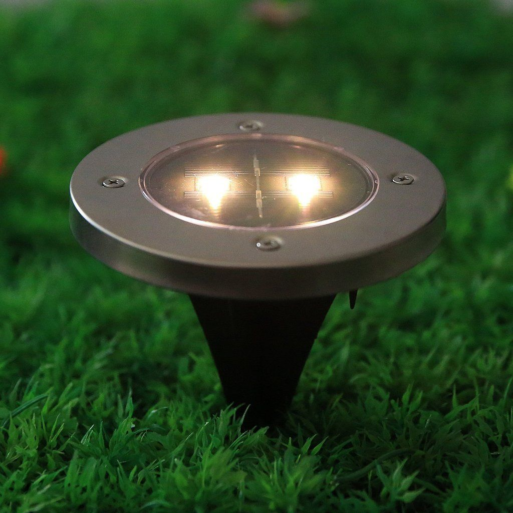 Solarenergy powered Garden Lights to enhance your home