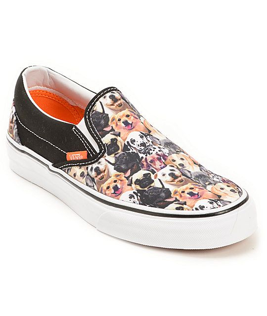 Cool Horse Pattern Women Casual Shoes Sneakers Skateboard Slip On News Simple