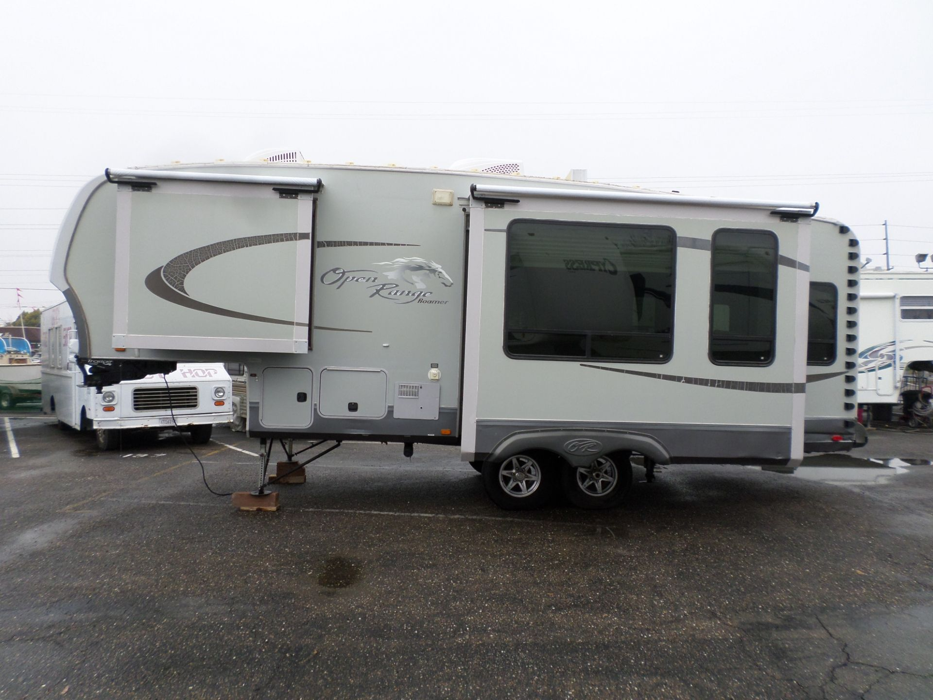 Rv For Sale 2011 Open Range Roamer 5th Wheel 28 In Lodi Stockton Ca Open Range Rv For Sale 5th Wheels For Sale