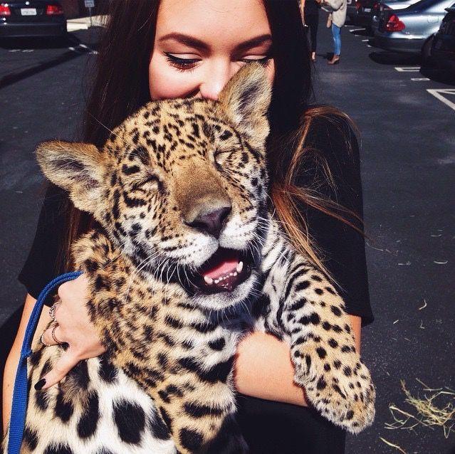 Resultado de imagen para selfies con tigres bebes