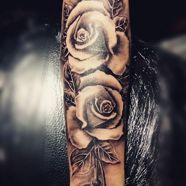 Roses Rose Roses Amaturetattoo Amature Tattoo With Images