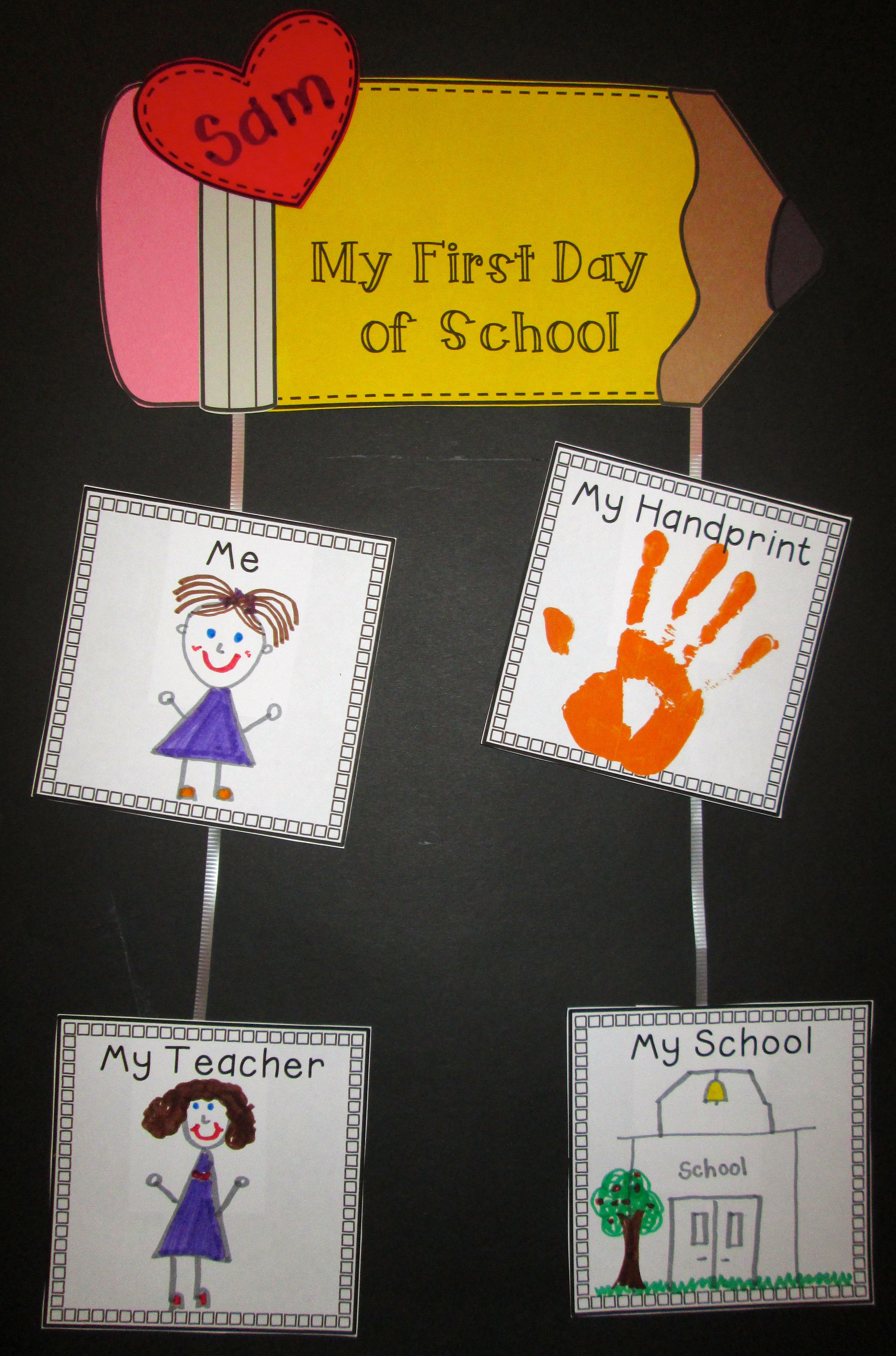 craft ideas for school back to school centers printables amp craftivities aligned 3892