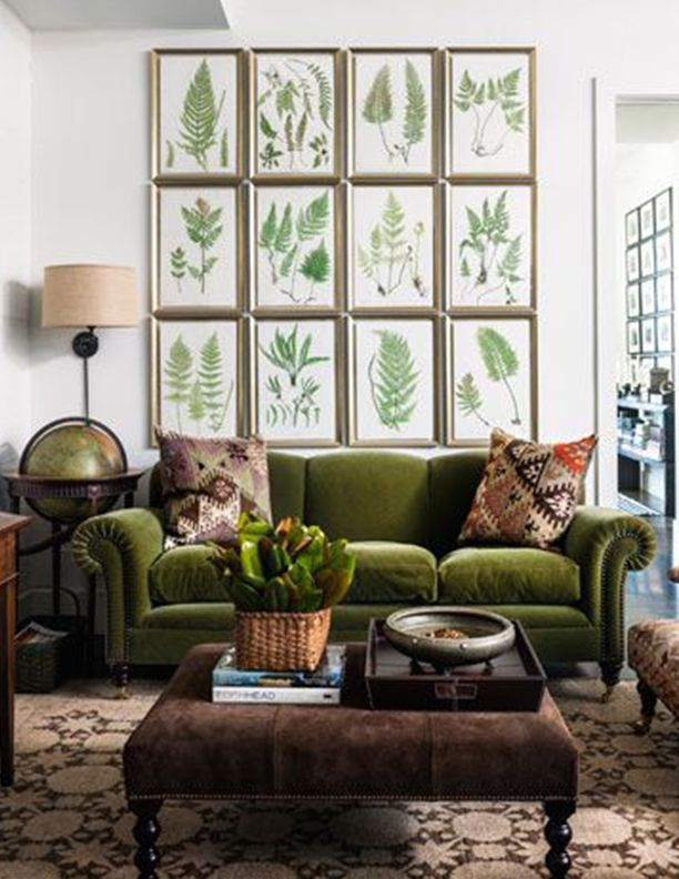 Great Ways To Decorate With Plants Grace Déco Intérieure Et - Formation decorateur interieur avec canapé matelassé design