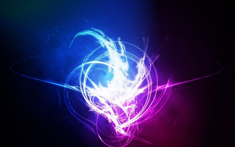 Hd Neon Colours Desktop Wallpapers Backgrounds Download Bilder Neon Abstract Wallpaper Best Wallpapers Android