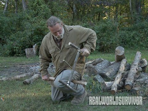 Build Your Own Bucksaw With Expert Dave Canterbury