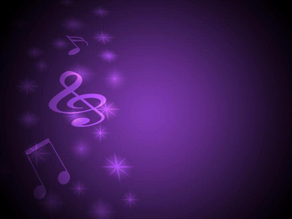 Purple Music Notes | Purple Music Notes Music notes by ...