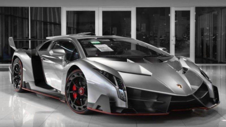 Checkmate Mobil Mewah Lamborghini Veneno Mobil