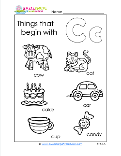 Things that Begin with C
