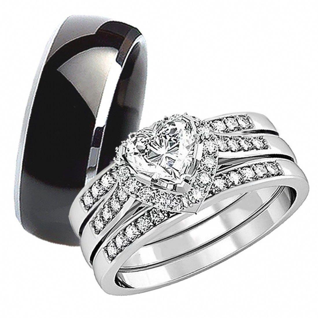 Impressive thing hisandhersweddingrings Wedding rings