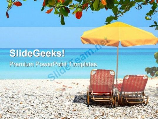 Beach relax holidays powerpoint templates and powerpoint backgrounds beach relax holidays powerpoint templates and powerpoint backgrounds 0411 powerpoint templates themes toneelgroepblik Image collections
