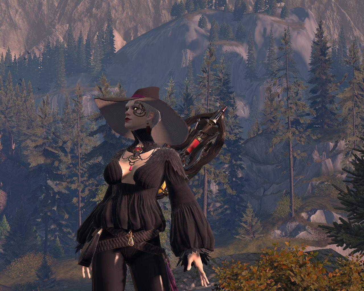 Witch, Skyforge