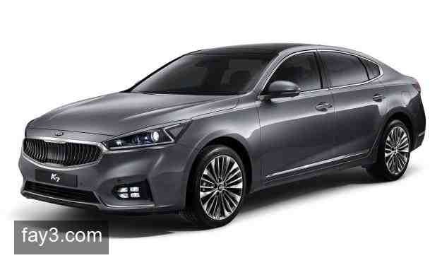 سيارة كيا كادينزا kia cadenza 2017 سيارات صورة ١ luxury sedan kia motors kia pinterest