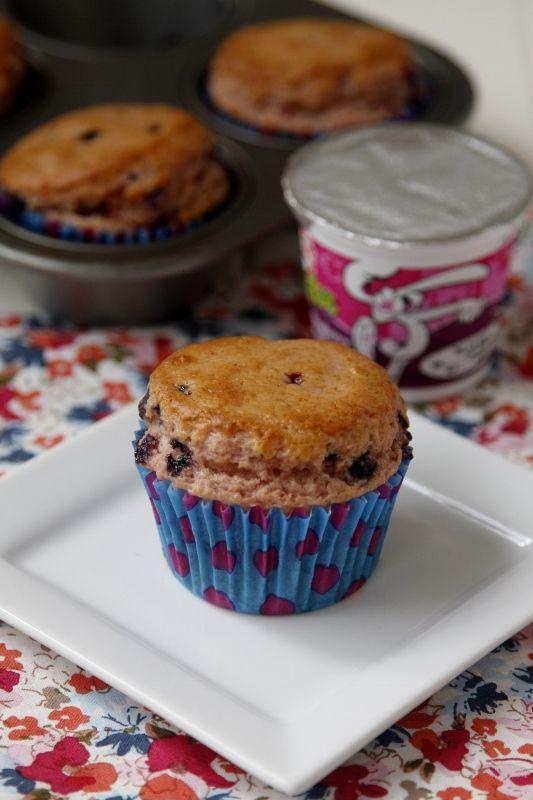 YUM! Yogurt Mighty Muffins! #ad