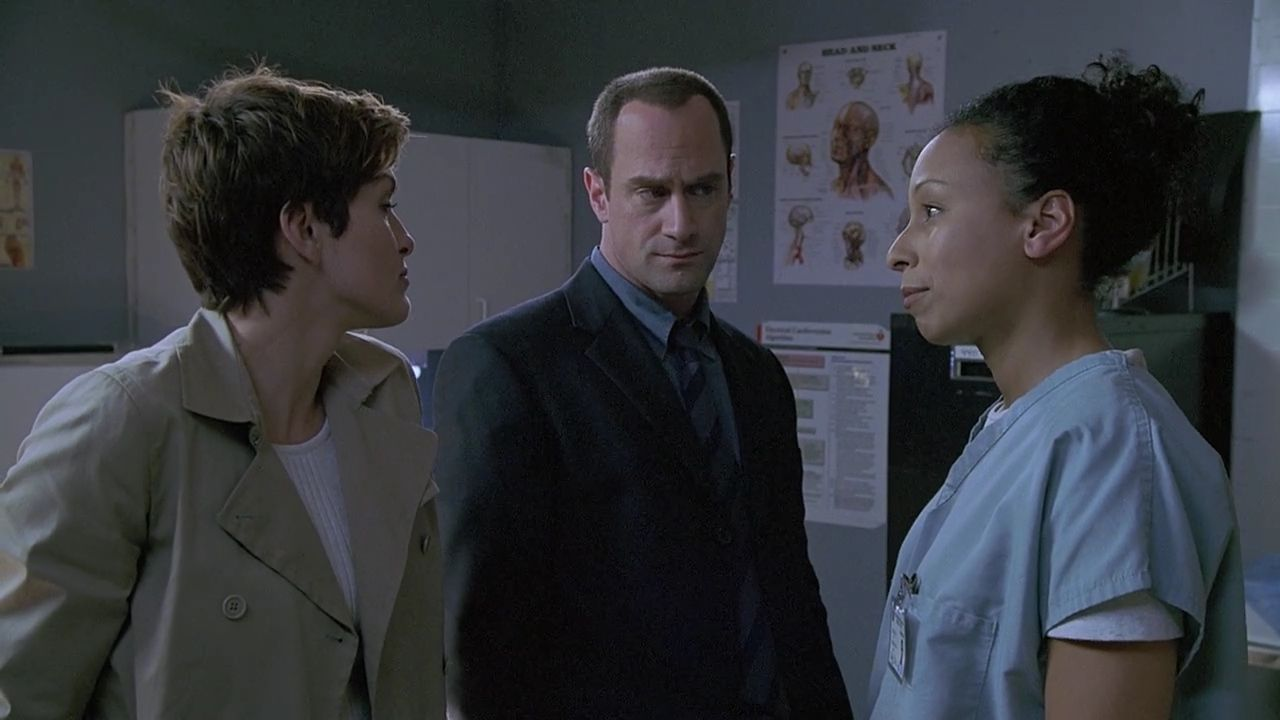 Olivia Benson Elliot Stabler Melinda Warner Season Four Law And Order Special Victims Unit Special Victims Unit Law And Order Svu