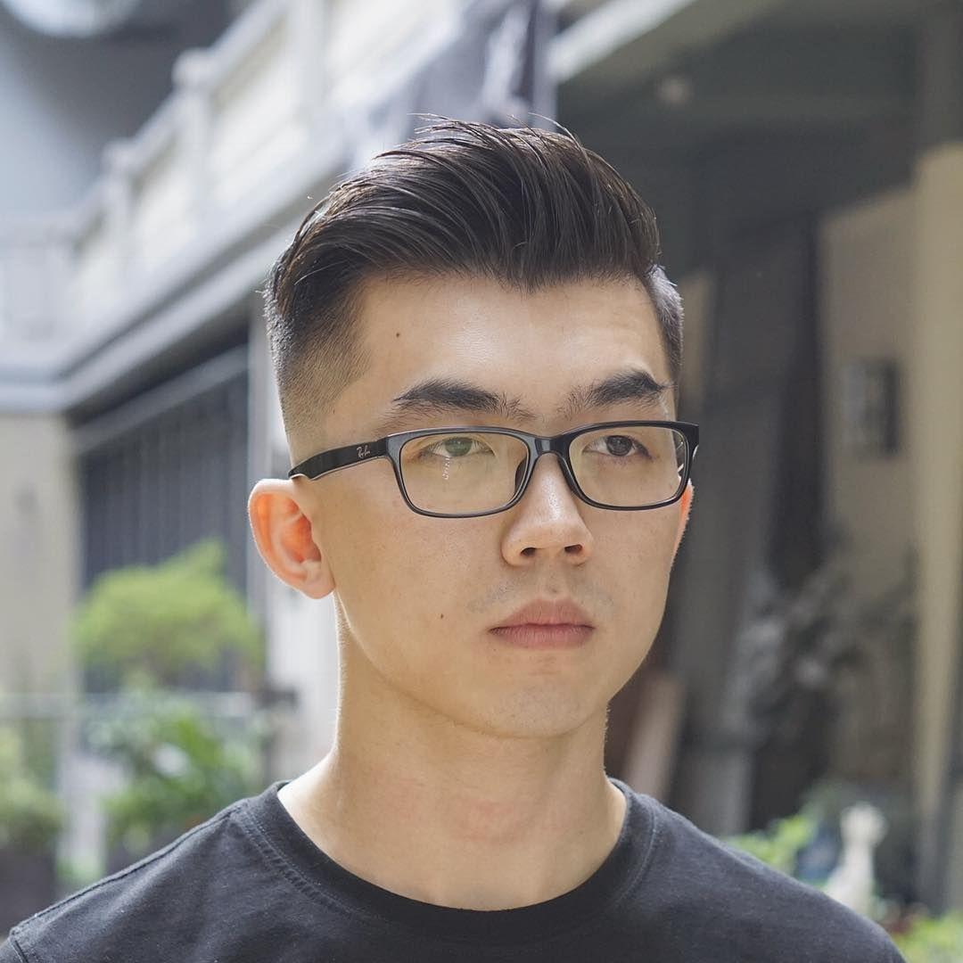 Pin On Chinese Men S Hairstyles And Haircuts