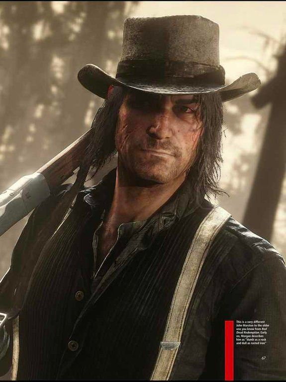 Rdr 2 John Marston Movie Stars Red Dead Redemption Red