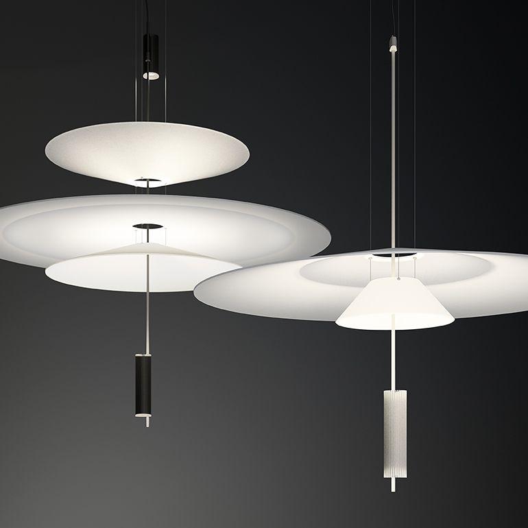 Flamingo - Hanging Lamps-Hanging Vibia Decorative Lighting 丨 - lamparas de techo modernas