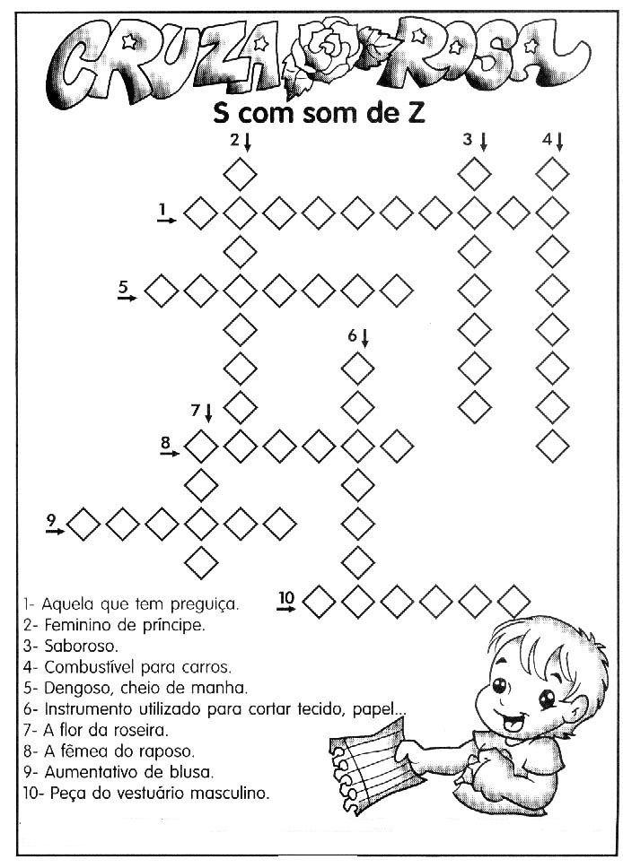 Fichas De Leitura Silabas Simples E Complexas Com Imagens