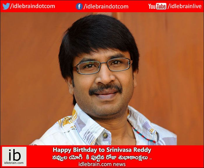 srinivasa reddy cinematographer wiki