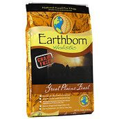 Earthborn Holistic Great Plains Feast Grain-Free Natural Dry Dog Food: 5# $15.49; 28# is $47.99