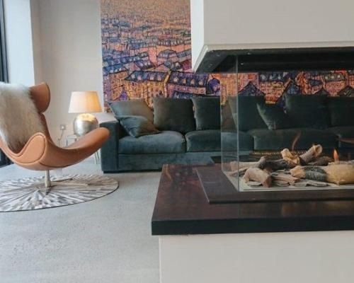 living room in scotland furniture from boconcept via
