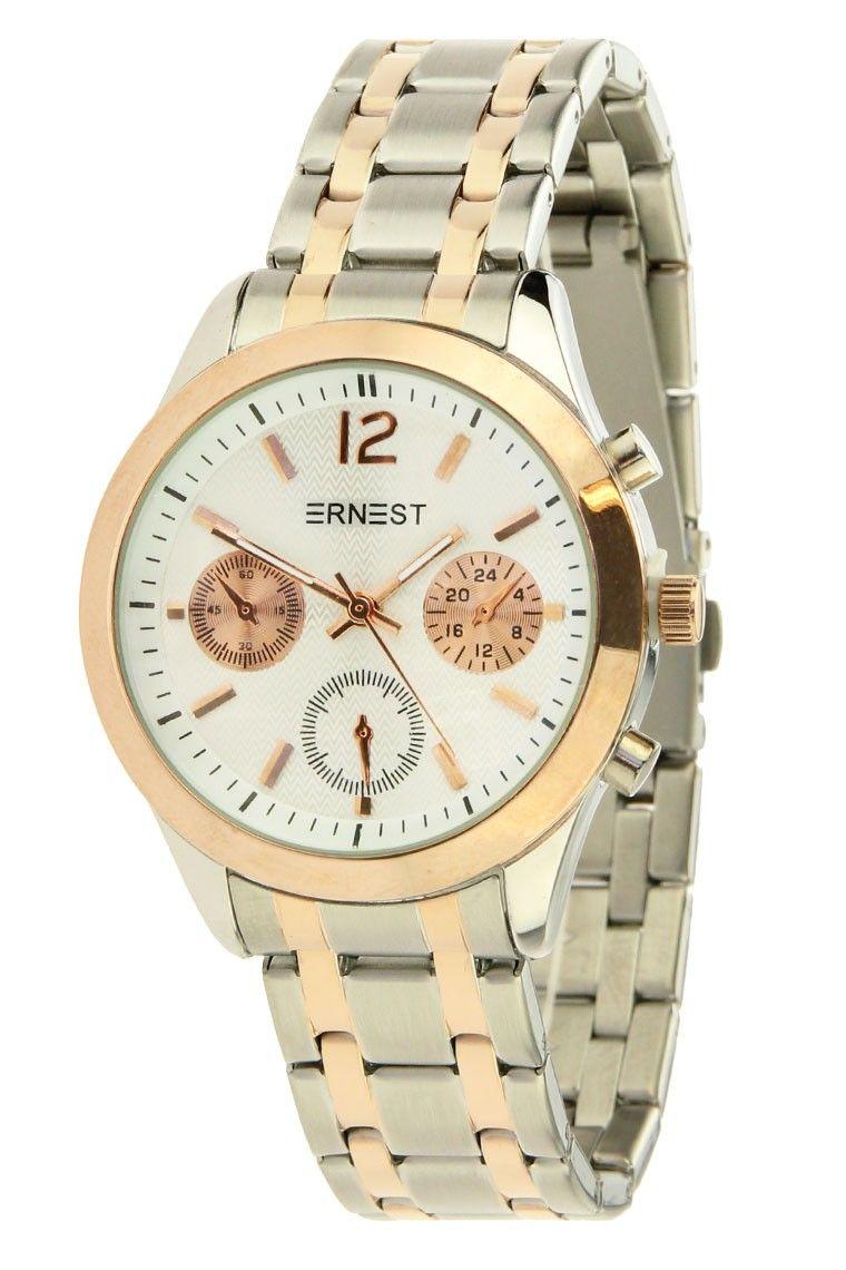 Souris Ernest D'or Accessoires Horloge Groothandel Horloges trsCxBhQd