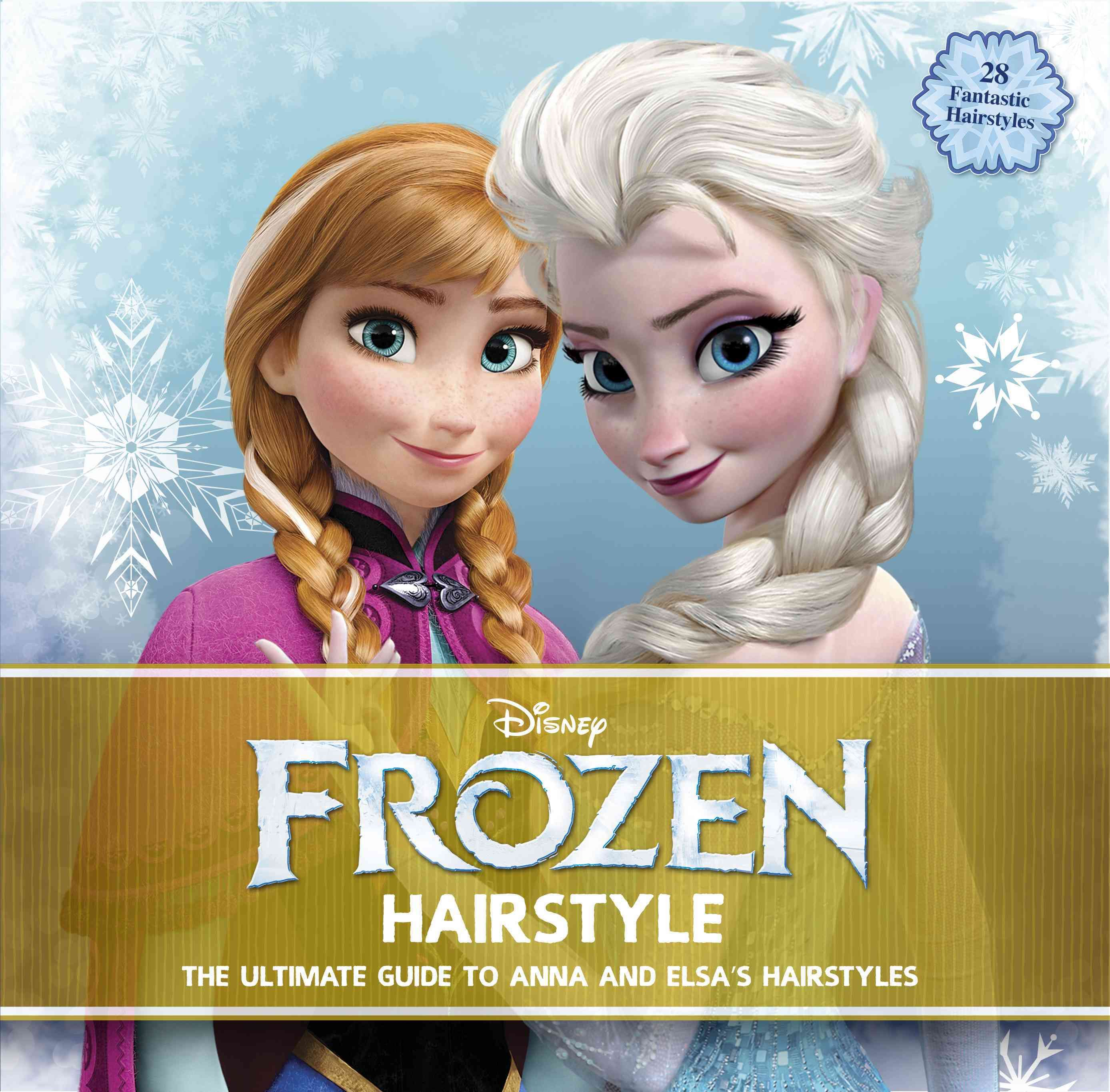 Disney Hairstyles Disney Frozen Hairstyles Inspiredanna And Elsa Http