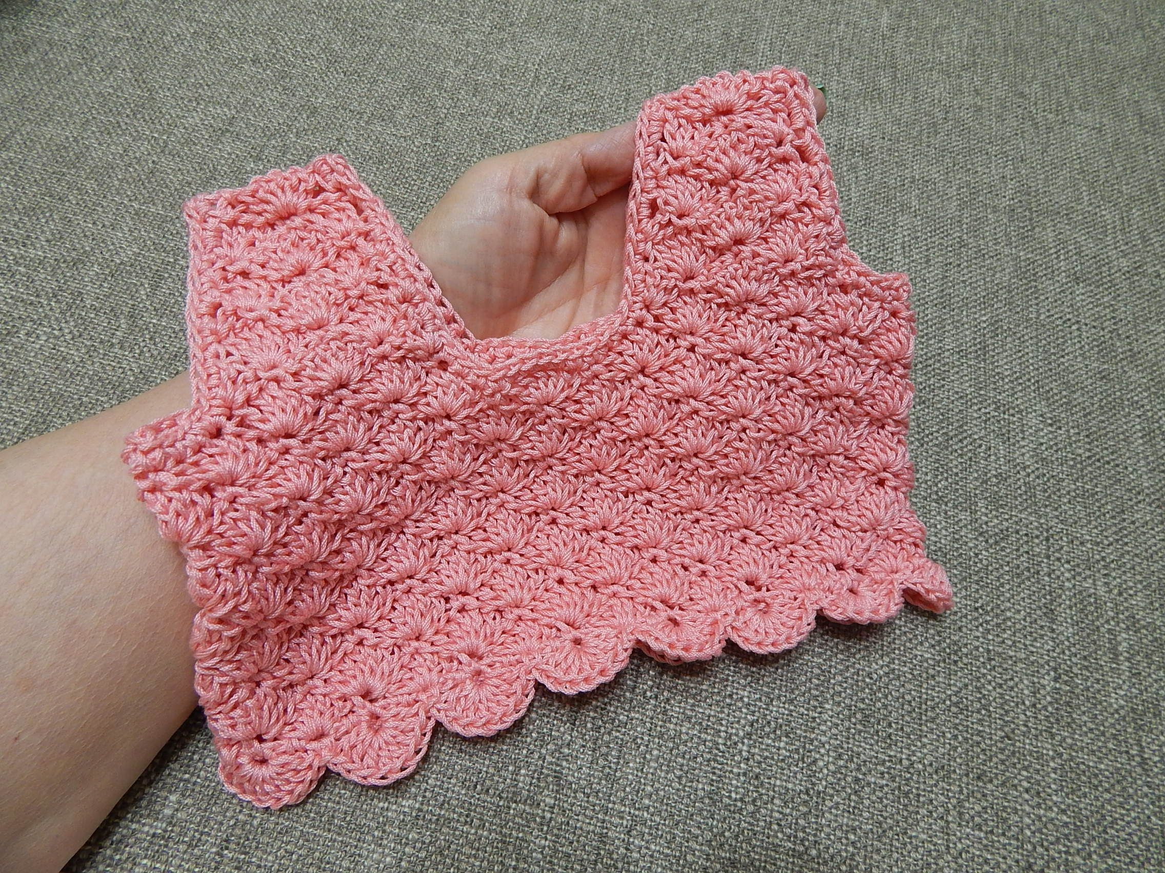 Tejido para niña cualquier medida para terminar la falda a su gusto ...