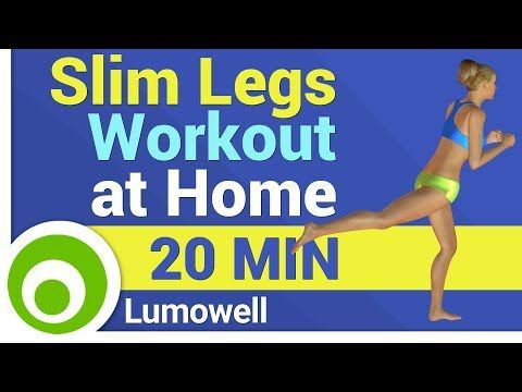 youtube  at home workouts slim legs workout personal