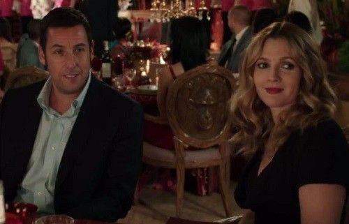 Blended Trailer Adam Sandler And Drew Barrymore Back Together Adam Sandler Drew Barrymore Blended Trailer