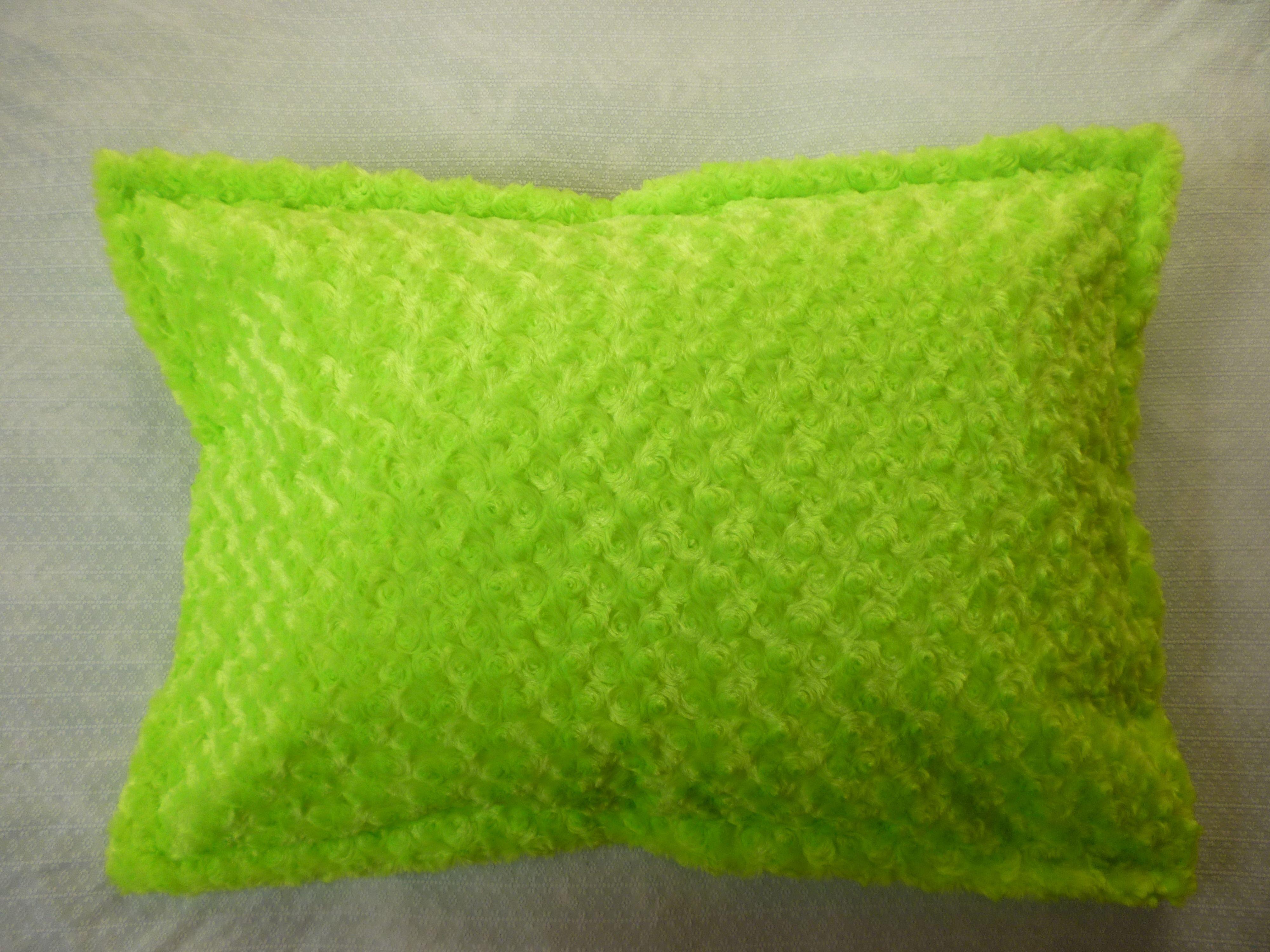 funda - remolino verde neon