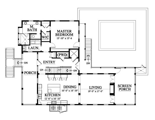 Elevation House Plans How To Plan Floor Plans