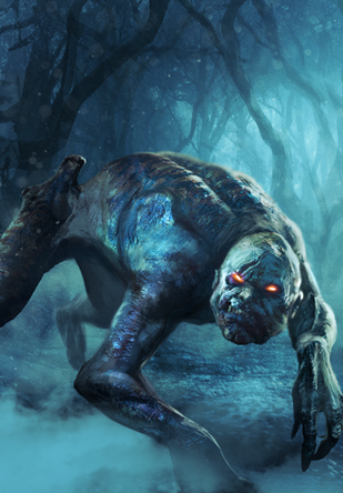 The Witcher 3 Gwent Card Art Witcher Monsters The Witcher The Witcher 3