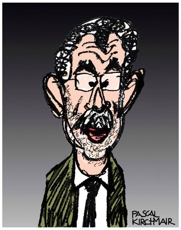 Alexander Van Der Bellen Cartoon First Nations Political Figures